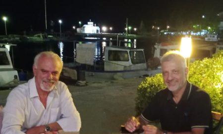 Γιώργος Βαθιώτης Κωνσταντινος Πανταζόπουλος