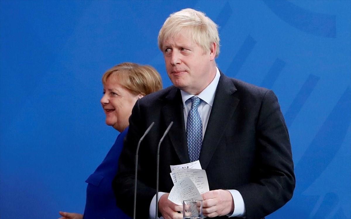 Brexit: Οι δηλώσεις της Μέρκελ και η απογοήτευση των Βρετανών από την ΕΕ