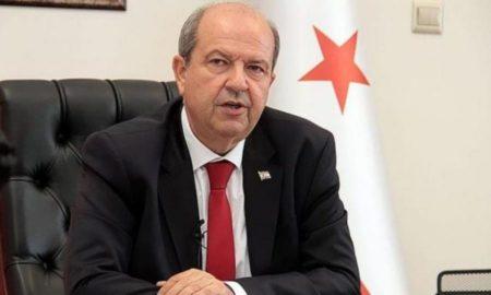 Τατάρ: «Είμαι έτοιμος να διαπραγματευτώ για το Κυπριακό»
