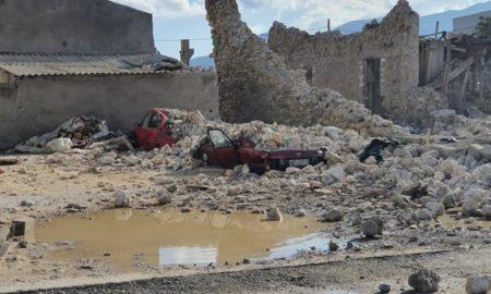 Σάμος: Οδύνη για τα θύματα του σεισμού και μετάβαση του Κυριάκου Μητσοτάκη στην περιοχή
