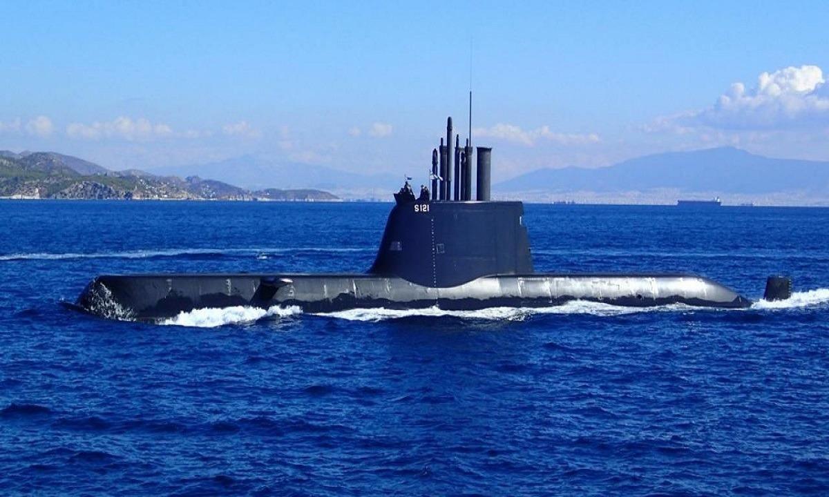 H τουρκική προπαγάνδα συνεχίζεται: To βίντεο με το «αόρατο» ελληνικό υποβρύχιο