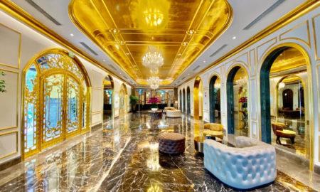 Βιετνάμ: Άνοιξε τις πύλες του το πρώτο χρυσό ξενοδοχείο