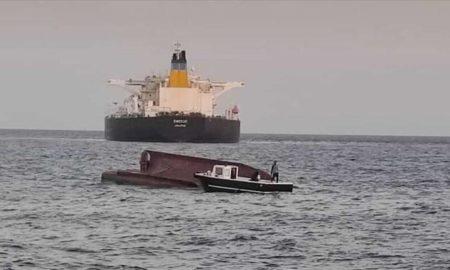 Σύγκρουση ελληνικού τάνκερ με ψαροκάικο: 4 νεκροί και 1 αγνοούμενος