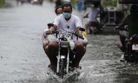 Τυφώνας στις Φιλιππίνες: 345.000 άστεγοι και 4 νεκροί, ο απολογισμός του «Γκόνι»