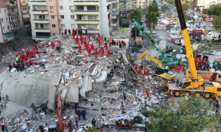Τουρκία: Προσπάθεια διάσωσης των εγκλωβισμένων ενώ οι νεκροί από τον σεισμό ανέρχονται στους 42