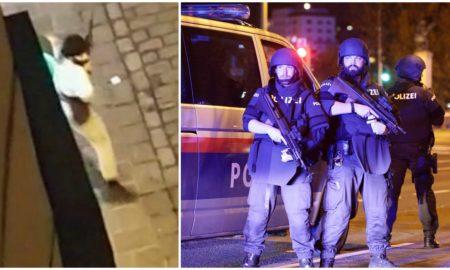 Τρομοκρατικό χτύπημα στη Βιέννη: Με καταγωγή από τη Βόρεια Μακεδονία ο δράστης