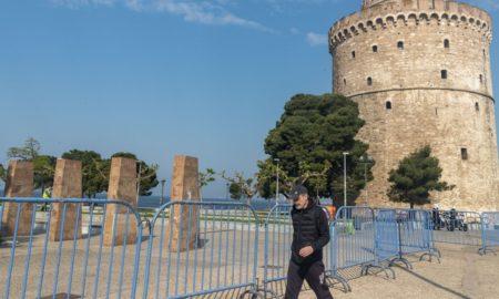 Η Θεσσαλονίκη στα κόκκινα: 1 στα 3 τεστ κορονοϊού θετικό!