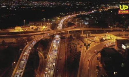 Viral Video: Η κίνηση στους δρόμους της Αθήνας
