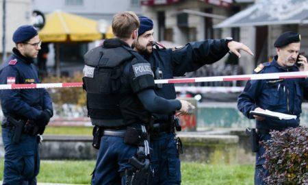 Θρήνος στη Βιέννη: Τρομοκρατικό χτύπημα από τζιχαντιστή με 4 νεκρούς και 15 τραυματίες