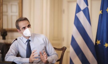 Κυριάκος Μητσοτάκης: Εξήρε το έργο του ΟΟΣΑ και την βοήθεια που έχει προσφέρει στην Ελλάδα