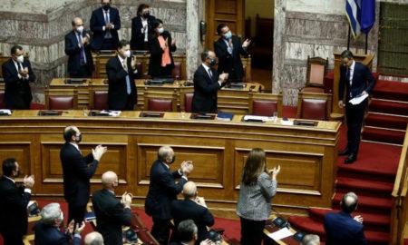 Προϋπολογισμός: Ψηφίσθηκε για το 2021 με 158 ψήφους
