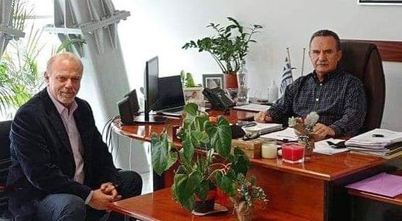 Γιώργος Δημόπουλος Αντιδήμαρχος Κορυδαλλού : « Με έργα αλλάζουμε την πόλη»