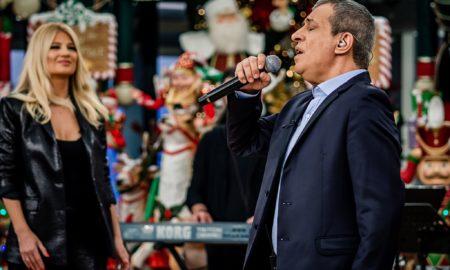 Ο Θέμης Αδαμαντίδης θα τραγουδήσει το νέο του τραγούδι στο Πρωινό, παρέα με τη Φαίη Σκορδά