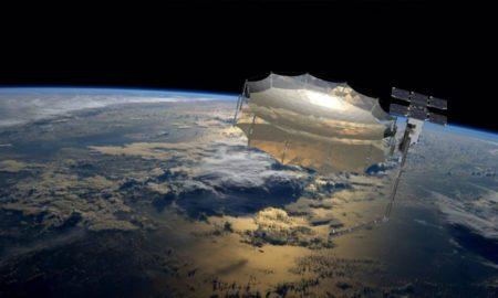 Αυτός ο δορυφόρος μπορεί να δει μέσα στο σπίτι σου