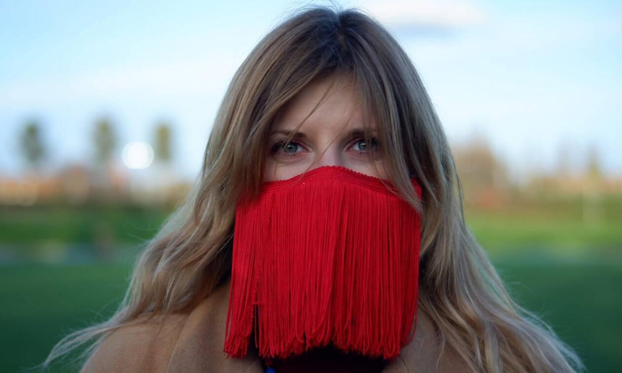 Le Freak: Δείτε τις μάσκες προστασίας που θυμίζουν «Χίλιες και μια Νύχτες»