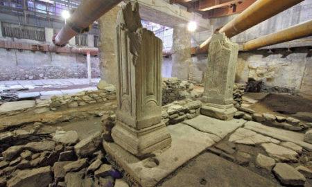 Αρχαία στο Μετρό Θεσσαλονίκης: To Διεθνές Συμβούλιο Μνημείων ψήφισε τη διατήρηση κατά χώρα
