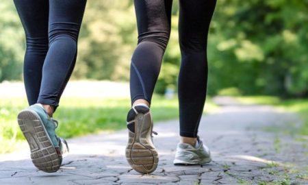 Περπάτημα: Στρατηγικές που θα σας βοηθήσουν να κάψετε περισσότερες θερμίδες