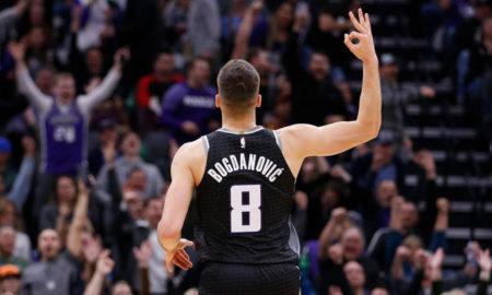 Μπόγκνταν Μπογκντάνοβιτς: Ο σοβαρός τραυματισμός του σταρ του NBA που ίσως του στοιχίσει τη σεζόν