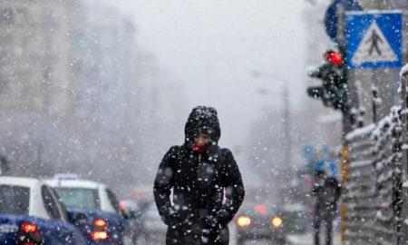 Kακοκαιρία «Λέανδρος»: Χαμηλές θερμοκρασίες και χιόνια από την Πέμπτη