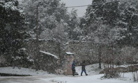 Κακοκαιρία Λέανδρος: Οι κλειστοί δρόμοι στην Αττική