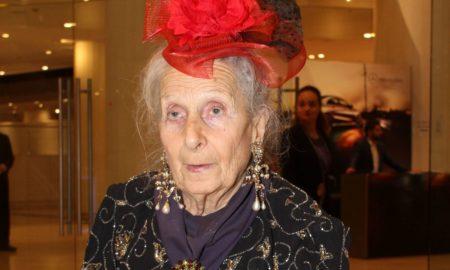 Τιτίκα Σαριγκούλη: Ο καλλιτεχνικός κόσμος αποχαιρετά την πιο μποέμ γιαγιά