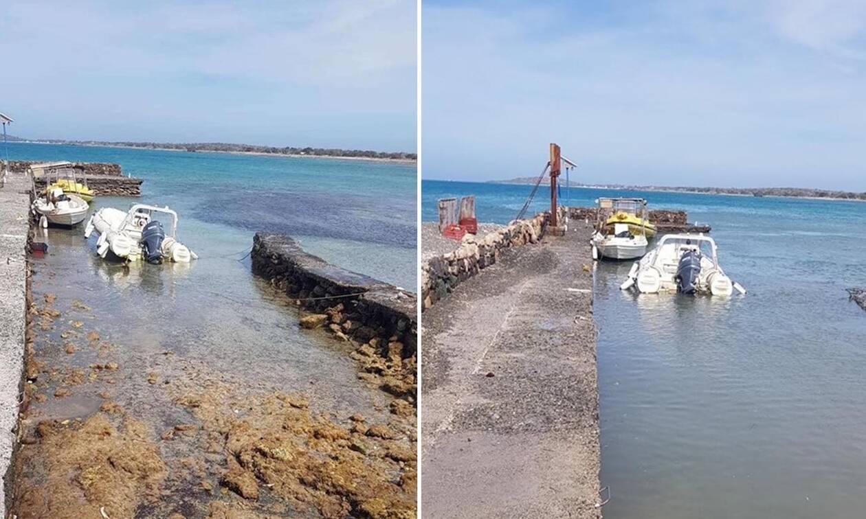 Σεισμός στη Σητεία της Κρήτης - 4.3 Ρίχτερ η σεισμική δόνηση