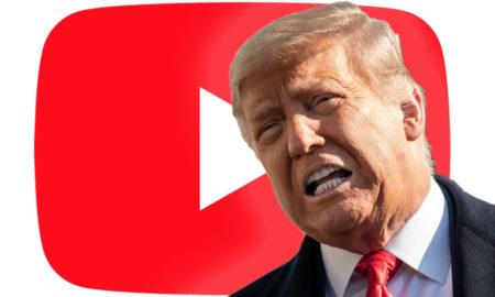 Το YouTube παρατείνει τον αποκλεισμό του Τραμπ