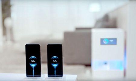 Xiaomi: Ασύρματος φορτιστής λειτουργεί από την άλλη άκρη του δωματίου