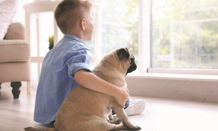 Παιδί: Πώς ένα κατοικίδιο επιδρά θετικά στην υγεία και στην προσωπικότητά του