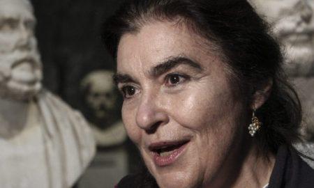 Λίνα Κονιόρδου: «Η αναφορά της κ. Μενδώνη στο όνομά μου έγινε για μικροπολιτικούς λόγους»