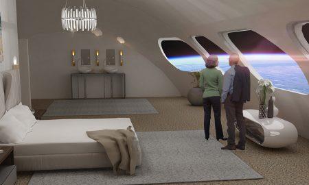 Ξενοδοχείο στο διάστημα: Ξεκινάει η κατασκευή του το 2025!