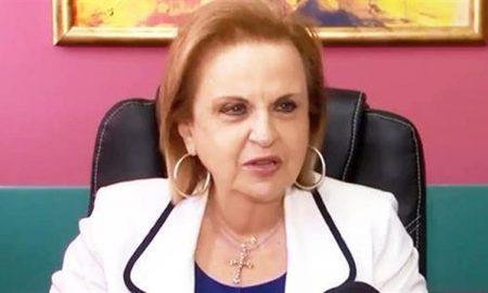 Ματίνα Παγώνη: «Στα νοσοκομεία το 70% των ασθενών είναι νέοι»