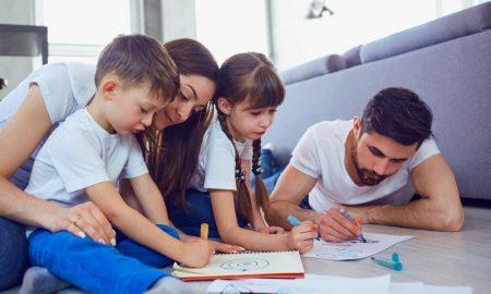 Οικογένεια: Δημιουργικές ιδέες για πιο ευχάριστη καθημερινότητα στην καραντίνα