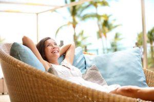 Χαλάρωση: Μετατρέψτε το σπίτι σας στο προσωπικό σας καταφύγιο ηρεμίας