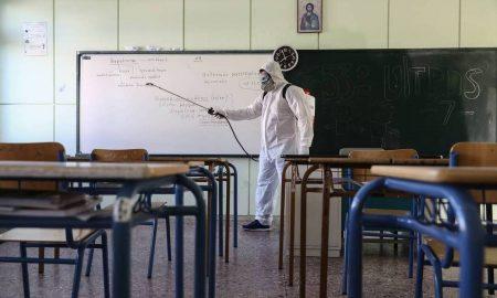Σχολεία: Εισήγηση του υπουργείου Παιδείας να ανοίξουν στις 5 Απριλίου με rapid test κάθε εβδομάδα