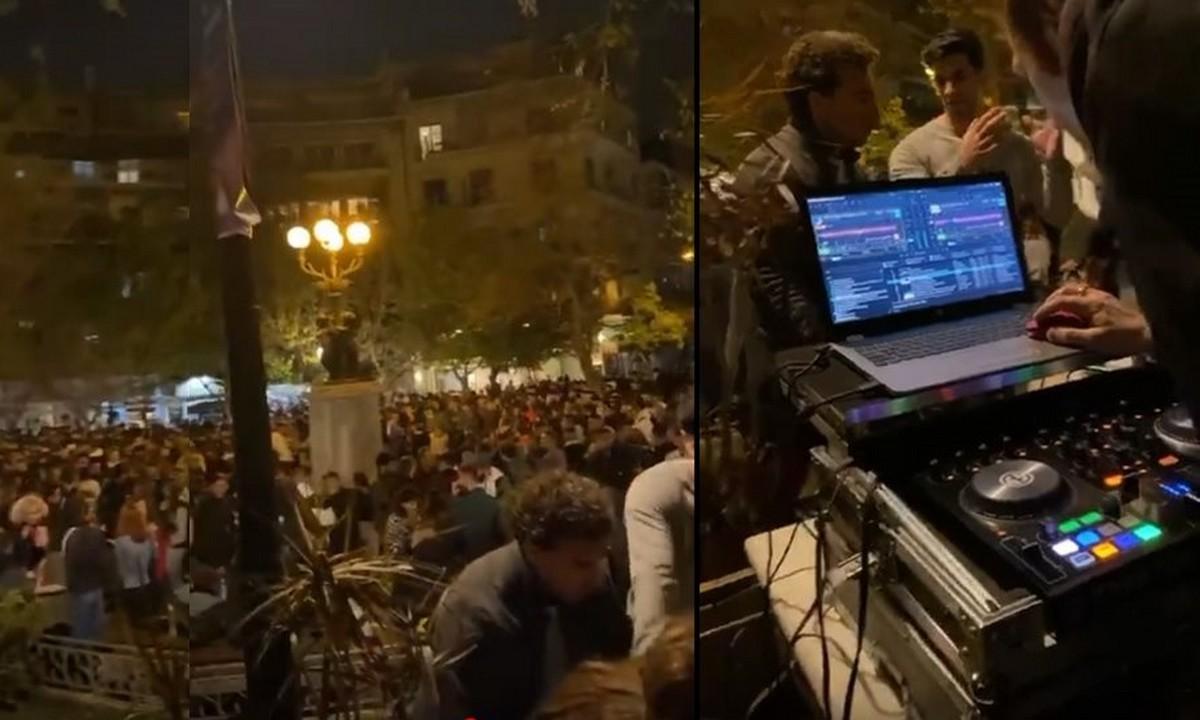 Kορονοπάρτι: Αρκετοί ειδικοί προτείνουν ως λύση να ανοίξει άμεσα η εστίαση