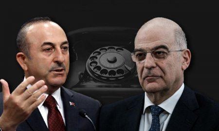 Νίκος Δένδιας: On air καβγάς με τον Τσαβούσογλου για τις τουρκικές προκλήσεις