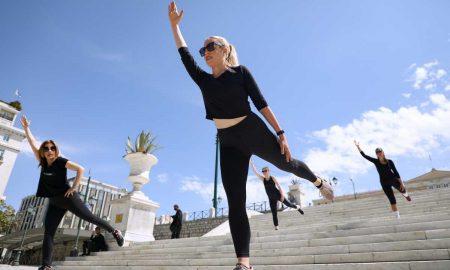 Σύλλογος Ιδιοκτητών Γυμναστηρίων Αττικής: Διαμαρτυρία με γυμναστικές ασκήσεις στο Σύνταγμα