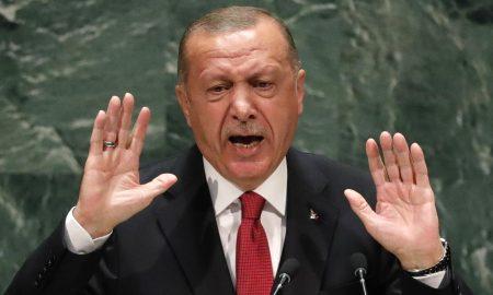 Εμπρηστικός Ερντογάν: «Θα επέμβουμε στην Κύπρο, αν χρειαστεί»