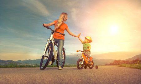 Γυμναστική: Ιδέες για να ασκηθείτε με τα παιδιά σας