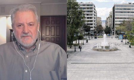 Νίκος Καπραβέλος για το άνοιγμα δραστηριοτήτων: «Πειραματιζόμαστε και παίζουμε με τη φωτιά μια ακόμη φορά»