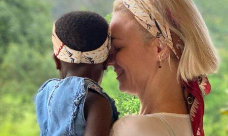 Χριστίνα Κόντοβα: To ταξίδι στην Ουγκάντα και η διαδικασία της υιοθεσίας ενός κοριτσιού