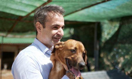Κυριάκος Μητσοτάκης: Το νέο μέλος της οικογένειάς του είναι ένα αξιολάτρευτο σκυλάκι