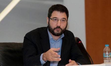 Ηλιόπουλος: «Ο Μητσοτάκης αποδεικνύεται ανίκανος και άβουλος να ελέγξει την πανδημία»