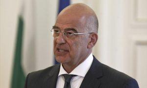 Νίκος Δένδιας για Τουρκία: «Δεν είναι δυνατόν να κρύψουμε κάτω από το χαλί ζητήματα»