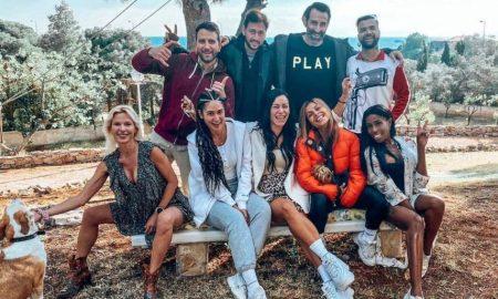 Περικλής Κονδυλάτος: Reunion των παικτών του Survivor στο σπίτι του Βασίλη Ζούλια