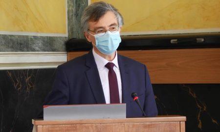 Σωτήρης Τσιόδρας: «Η πανδημία κούρασε τους πάντες και κυρίως τον κόσμο»