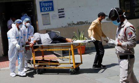 Ινδία: Νέο τραγικό ρεκόρ θανάτων από κορονοϊό