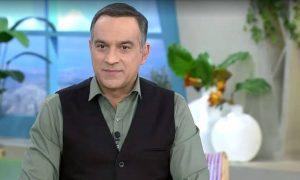 Κρατερός Κατσούλης: Ανακοίνωσε το τηλεοπτικό του διαζύγιο με την Κατερίνα Καραβάτου