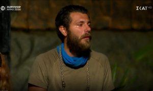 Νίκος Μπάρτζης: Αποχώρησε και αυτός από το Survivor!